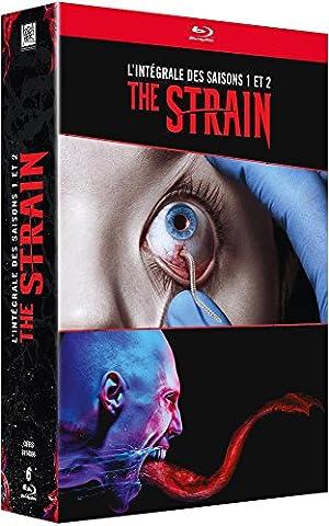 The Strain - Intégrale des Saisons 1 et 2 [Blu-ray]