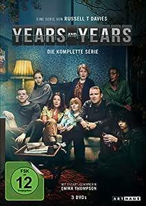 Years and Years - Die komplette Serie [3 DVDs]