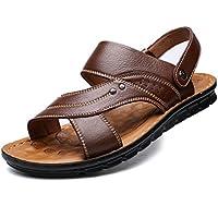 Sandali uomo/Traspirante scarpe/ massaggi scarpe/Scarpe da spiaggia/Antiscivolo comfort casual scarpe in pelle