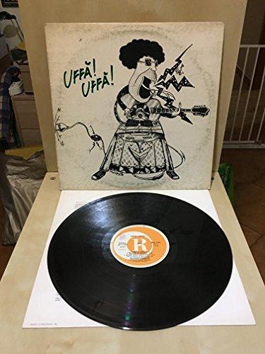 VINILE 33 GIRI EDOARDO BENNATO UFFA' UFFA' - 1980 - RARO