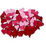 Herzen, Größe 30-40 mm, Dicke 2 mm, 160sort.
