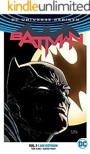 Batman (2016-) Vol. 1: I Am Gotham