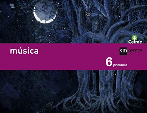 Música. 6 Primaria. Celme - 9788498545326 por Ángel Müller Gómez