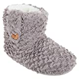 Best Universal Textiles Women Slippers - Universal Textiles Womens/Ladies Faux Fur Button Detail Slipper Review