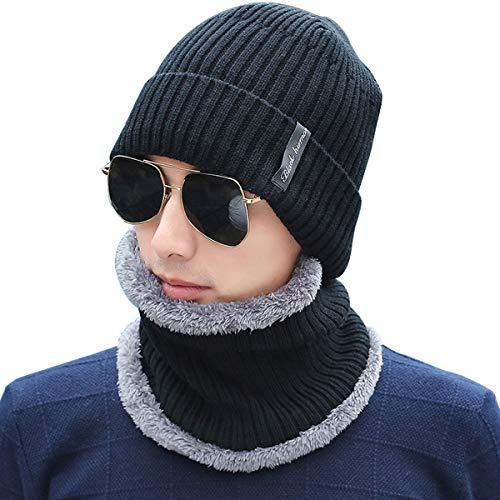 Bestele Caldo Cappello e Sciarpa Set per Uomo Donna 9bda0c6f49e9