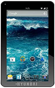"""Hyundai AT10-B AT10-B Tablette tactile 10"""" (25,40 cm) ARM RK3026 1 GHz 8 Go Android Jelly Bean 4.2.1 Wi-Fi Noir"""