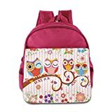 Best Skip Hop Items For Toddlers - SDCVERTY The Owls School Bag Kids Backpack Pre Review