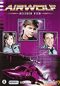 Airwolf - Complete Season 4 (PAL region 2 import) DVD