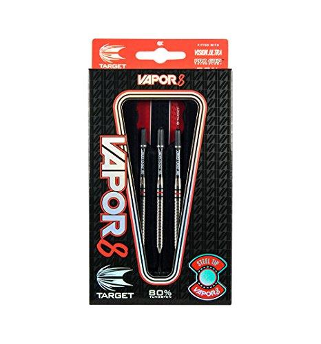 Unbekannt Target Darts Dartpfeile Vapor8Stahl TIP Darts, VAPOR8 22G 05 STEEL TIP DARTS
