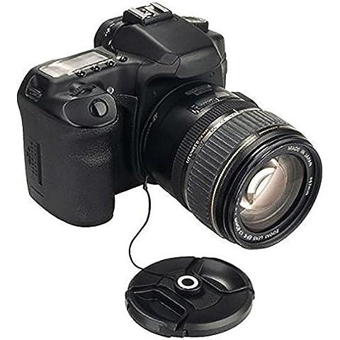 MP power @ Kit de correa de la tapa de la lente (correa de la tapa x5) para DSLR SLR EVIL Canon 7D 60D 50D 40D 30D 650D 600D 550D 500D 450D 400D 350D 300D Panasonic GH3 G5 GX1 G3 GF2 GH2 GF1 G10 Nikon D4 D3s D3x D3 D800 D600 D700 D300s D300 D200 D100 D90 D80 D70s Fijifilm X100 X10 X-Pro1 pentax Q Q10 Olympus E5 E3 E30 E300 E620 E520 E420 E450 E-P2 E-PL2