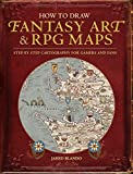 How to Draw Fantasy Art and RPG Maps - Jared Blando