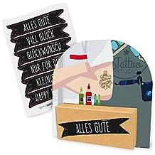 Suchergebnis Auf Amazon De Fur Tattoo Karten Papierprodukte