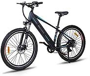 """Macwheel 27,5""""/28"""" Bici Elettrica da Citt/àTrekking/Mountain, Batteria Rimovibile agli Ioni di Litio"""