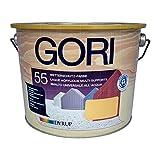 0,75 Liter GORI 55 Rapid Wetterschutzfarbe schokobraun