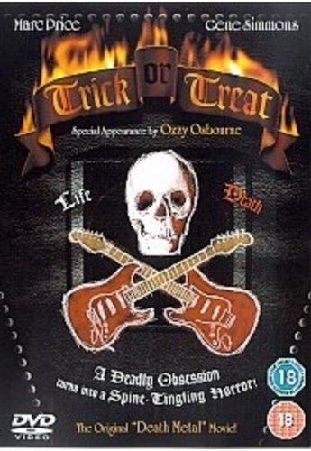 Trick Or Treat  DVD