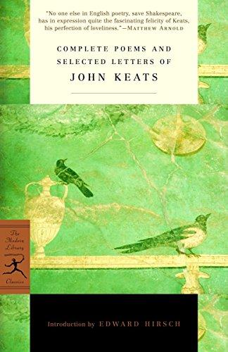 Complete Poems and Selected Letters of John Keats (Modern Library) por John Keats