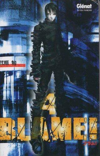 Blame ! Vol.4 par NIHEI Tsutomu