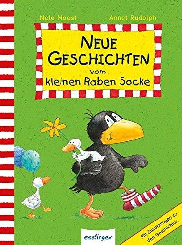 Preisvergleich Produktbild Neue Geschichten vom kleinen Raben Socke: Neuauflage (Der kleine Rabe Socke)