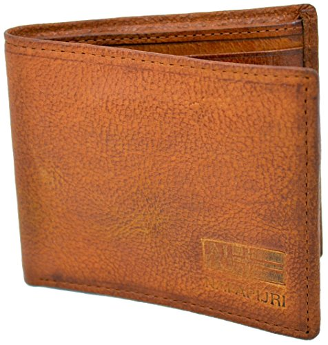 Portafoglio Uomo Napapijri Wallet Men Rugged BillFold 8 CC+ Flap N8G03 Brown