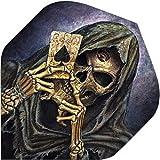1 x Set Reapers Ace Alchemy Standard Dart Flights Evil