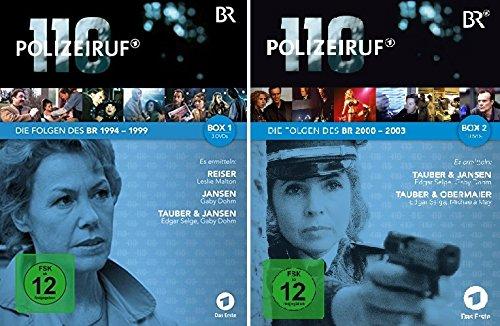 BR-Box 1+2 (6 DVDs)