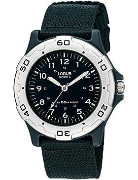 Lorus Damen-Armbanduhr Sport Analog Quarz Kautschuk RRS61NX9