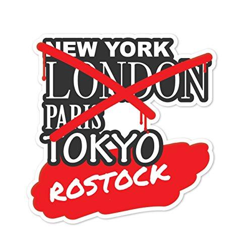 Preisvergleich Produktbild JOllify Aufkleber - ROSTOCK – Farbe: Design: Graffiti Streetart New York