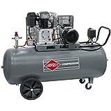 Airpress® ölgeschmierter Druckluft-Kompressor HK 425-150 (2,2 kW, 10 bar,150l Kessel, 400 Volt) großer Kolben-Kompressor