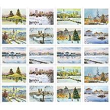 Card Verlag Weihnachtskarten.Suchergebnis Auf Amazon De Für Card Kunstverlag Grußkarten