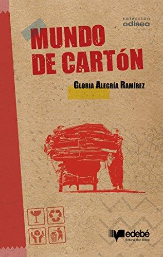 Mundo de cartón eBook: Alegría, Gloria: Amazon.es: Tienda Kindle