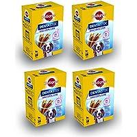 Pedigree Dentastix Snack per la Igiene Orale (Cane Medio 10-25 kg) 180 g 28 Pezzi - 4 Confezioni da 28 Pezzi (112 Pezzi totali)