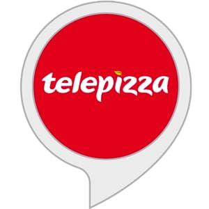 + comida a domicilio: Telepizza