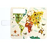 Flip Pu Leather Carcasa Cover para Funda Ringing Bells Freedom 251 Funda Case DT