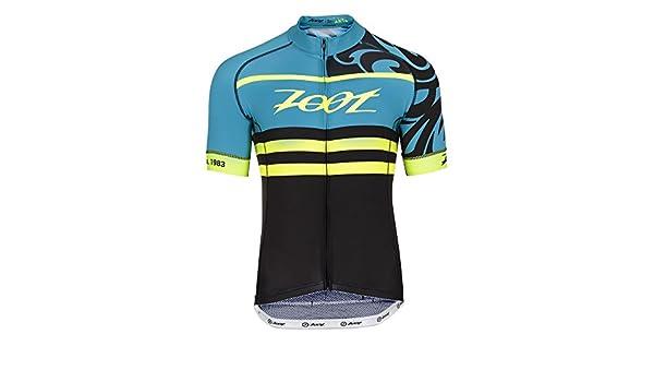 Zoot Mens Ali i Cycling Jersey Top Medium   38-40