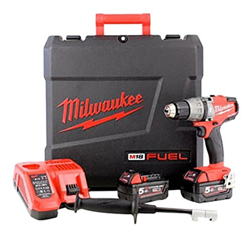 Milwaukee M18 FPD-502X Fuel (18 V / 5,0 Ah / 7-teilig)