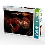 Sternzeichen Löwe 1000 Teile Puzzle hoch: Fantasy Sternzeichen - Frauen Edition (CALVENDO Kunst)