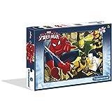Ultimate Spiderman - Puzzle, 100 piezas (Clementoni 07228.6)