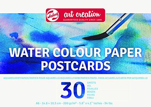Talens Art Creation -   Aquarellpapier 10.5x14.8, 250g, 15 Blätter