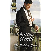 The Wedding Game (Mills & Boon Historical)