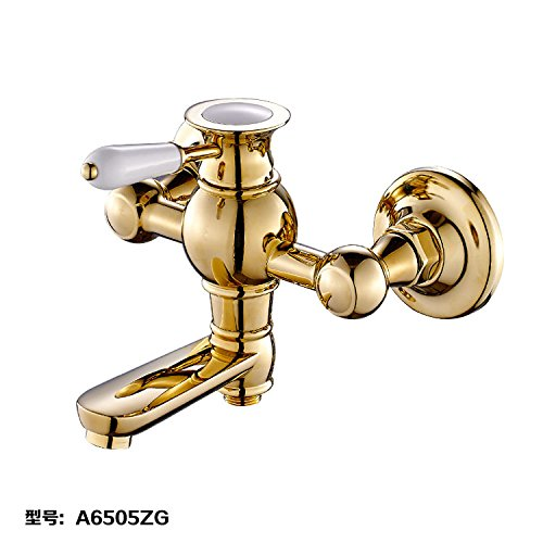 Preisvergleich Produktbild OLQMY-Die hersteller der Europäischen - dusche - und Kupfer - badewanne, single - wasserhahn Börse Willkommen. , 3505 rose color