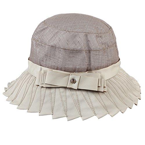 Mme chapeau d'été/UV chapeau de soleil/chapeau de soleil C