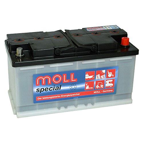 MOLL special CLASSIC 88090 12V 90Ah (ersetzt MOLL SOLAR 80100 100Ah)