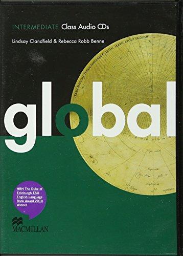 Global: Intermediate / 2 Class Audio-CDs
