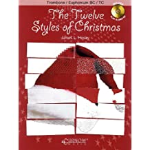 Die zwölf Styles Of Christmas–Posaune