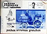 Telecharger Livres CARTES POSTALES ET COLLECTIONS No 95 du 01 01 1984 PETITES ANNONCES GRATUITES (PDF,EPUB,MOBI) gratuits en Francaise