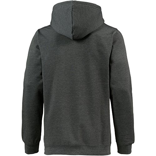 Cleptomanicx Herren Hoodie Heather Dark Olive