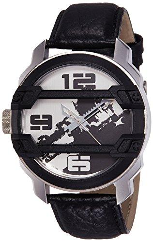 51ZOtLhb2JL - 3153KL01 Fastrack Silver Mens watch