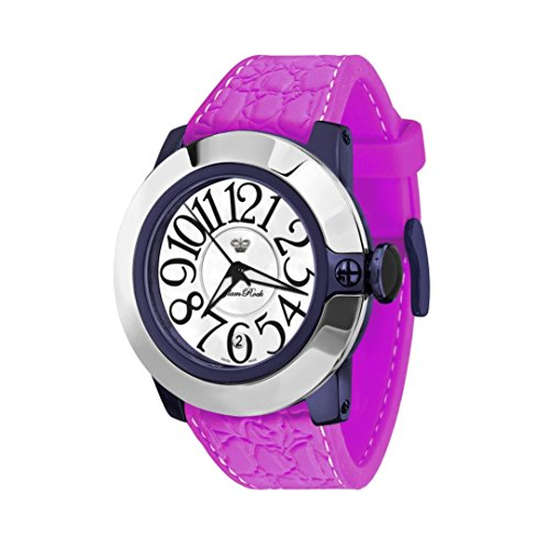 glam-rock-womens-sobe-44mm-fuchsia-silicone-band-ip-steel-case-swiss-quartz-white-dial-watch-gr32050