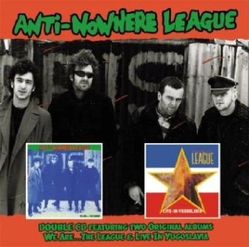 We Are The League / Live In Yugoslavia