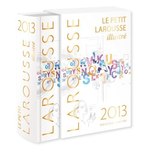 Le Petit Larousse illustré 2013 - Coffret Noël